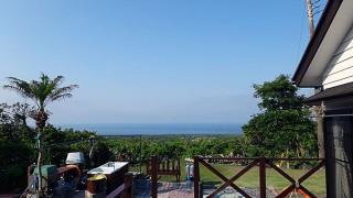 青空広がり気温も上がりとっても暑い陽気となっていた5/27の八丈島