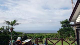 次第に天気は下り坂だが穏やかな一日となっていた6/2の八丈島
