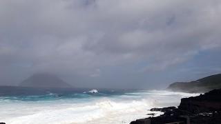台風11号は室戸岬に接近中