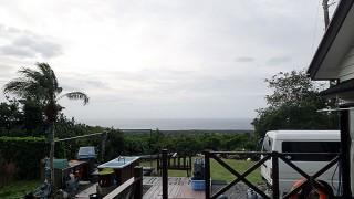 朝晩冷えるが日中は穏やかでそれなりに暖かだった12/6の八丈島