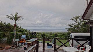 時間ともに気持ちの良い青空も広がって暑くなってた5/24の八丈島