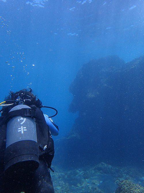 グルッとアライケの海を周りつつ